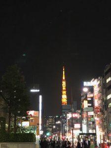東京へ出張してきました