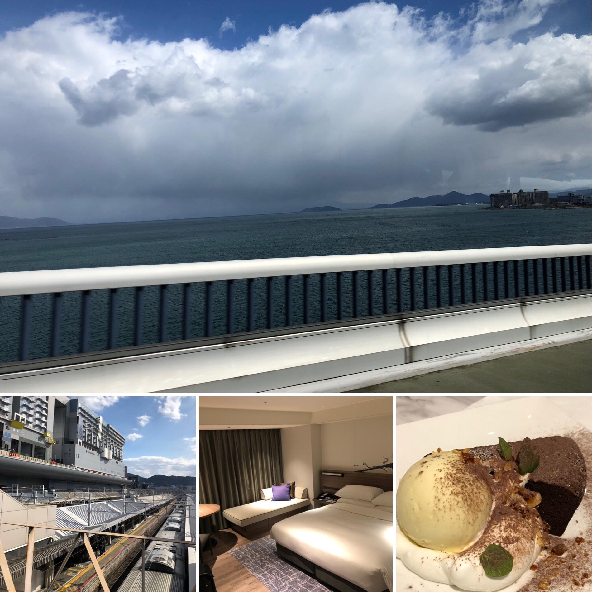 健康住宅について琵琶湖のほとりで考えてきました