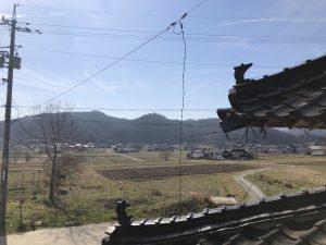三次市糸井町の雨漏りする屋根から、こんにちは!