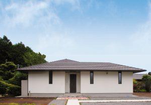注文住宅で平屋プランが増えています