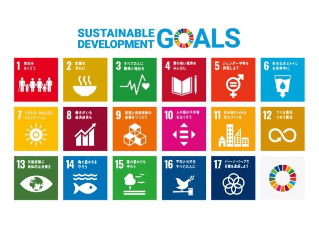 SDGsについての説明
